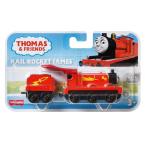 Thomas & Friends Push-Along Real Rocket James Metal Engine