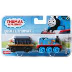 Thomas & Friends Push-Along Rocket Thomas Metal Engine