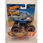 Hot Wheels Monster Trucks Rodger Dodger 2/75 (Crash Legends 1/7)