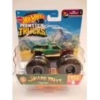 Hot Wheels Monster Trucks Snake Bite 1/75 (Fan Favorites 1/6)