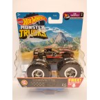 Hot Wheels Monster Trucks Corvette 3/75 (Fan Favorites 2/6)