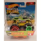 Hot Wheels Monster Trucks Invader 6/75 (Wheel Cool 1/6)