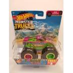 Hot Wheels Monster Trucks Torque Terror 5/75 (Neon Shockers 1/7)