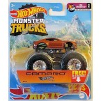 Hot Wheels Monster Trucks Camaro 10/75 (Fan Favorites 3/6)