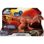 Mattel Jurassic World Primal Attack Control 'n Conquer Carnotaurus Dinosaur