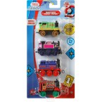 Thomas & Friends Push-Along Travel With Thomas's Friends ( Set of 4 )