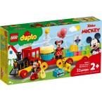 LEGO DUPLO 10941 Mickey & Minnie Birthday Train
