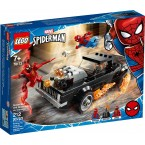 LEGO Marvel Super Heroes 76173 Spider-Man and Ghost Rider Vs Carnage