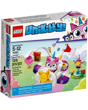LEGO Unikitty 41451 Cloud Car