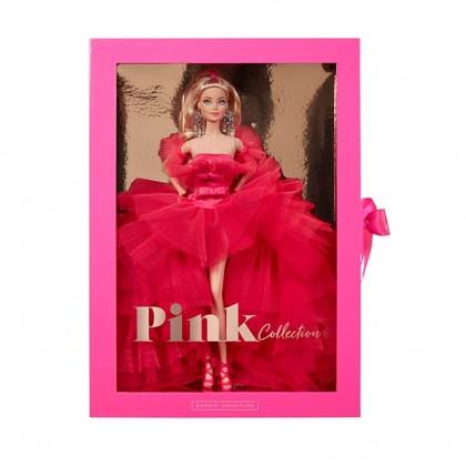 Barbie Signature : Silkstone Pink Collection (2021)