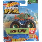 Hot Wheels Monster Trucks Piran-ahhhh (4/7 Wild Ride)