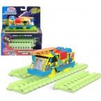 Thomas & Friends Hyper Glow Motorised Trackmaster Kevin