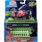 Thomas & Friends Hyper Glow Motorised Trackmaster Ashima