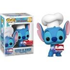 FUNKO POP! Disney: Stitch as Baker (NYCC2020)(IE)(50669)