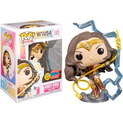 FUNKO POP! Heroes: WW84 - Wonder Woman (NYCC2020)(GW)(IE)(50699)