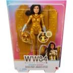 Mattel Wonder Woman 1984 Doll - Golden Armor