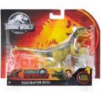 Mattel Jurassic World Attack Pack Velociraptor Delta