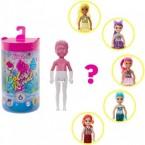Mattel Barbie Color Reveal Chelsea Doll (Pink Cover Random Asst)