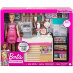 Mattel Barbie Coffee Shop Playset