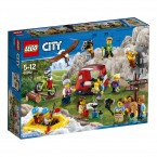 LEGO City 60202 People Pack – Outdoor Adventures