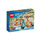 LEGO City 60153 People Pack – Fun At The Beach