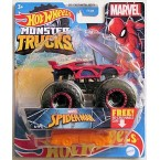 Hot Wheels Monster Trucks Marvel Spider-Man 8/75