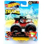 Hot Wheels Monster Trucks Bone Shaker 19/75 (Hot Wheels Monster Trucks Live 4/7)
