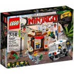 LEGO Ninjago Movie 70607 Ninjago City Chase