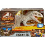 MATTEL JURASSIC WORLD Super Colossal Indominus Rex (CAMP CRETACEOUS)