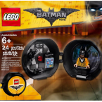 LEGO The Batman Movie 5004929 Batman Battle Pod (Tiger Suit Batman)