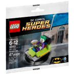 LEGO DC Super Heroes 30303 The Joker Bumper Car