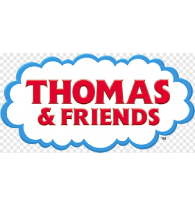 Thomas and Friends TrackMaster Push-Along Bloomin Thomas Metal Engine