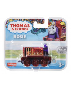 Thomas and Friends TrackMaster Push-Along Bloomin Rosie Metal Engine