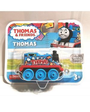 Thomas and Friends TrackMaster Push-Along Grafitti Thomas Metal Engine