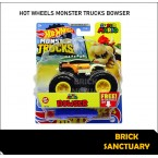 Hot Wheels Monster Trucks Super Mario Bowser (16/75)