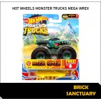 Hot Wheels Monster Trucks Mega Wrex 68/75 (7/7 Hot Wheels Monster Trucks Live)
