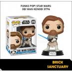 FUNKO POP! Star Wars: Clone Wars - Obi Wan Kenobi (31796)