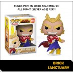 FUNKO POP! Animation : My Hero Academia - All Might (Silver Age) (42931)