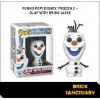 FUNKO POP! Disney : Frozen 2 - Olaf with Bruni (46585)