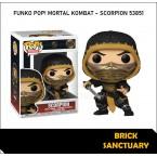 FUNKO POP! Movies : Mortal Kombat - Scorpion (53851)