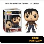 FUNKO POP! Movies : Mortal Kombat - Cole Young (53850)