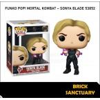 FUNKO POP! Movies : Mortal Kombat - Sonya Blade (53852)