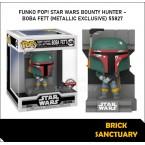 FUNKO POP! Deluxe Vinyl Star Wars Bounty Hunter - Boba Fett (MT) (IE) (55827)