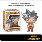 FUNKO POP! Animation : Dragonball - Goku (Ultra Instinct Form) (31633)