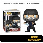 FUNKO POP! Movies : Mortal Kombat - Sub-Zero (53855)