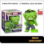 FUNKO POP! Marvel : Immortal Hulk 6 Inch (IE) (55638)