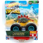Hot Wheels Monster Trucks Motosaurus 31/75 ( 6/7 Wild Ride)