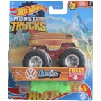 Hot Wheels Monster Trucks Invader 29/75 ( 1/5 Paint Crush)