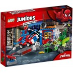 LEGO Juniors 10754 Spider-Man vs. Scorpion Street Showdown