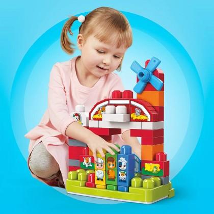 Mattel Mega Bloks Musical Farm